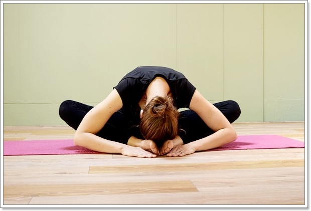 Yin yoga level 1