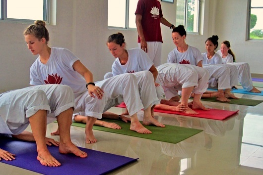 200 hour Yoga Certification in India